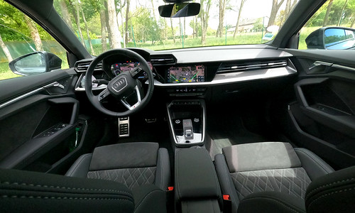 Essai Audi A3 40 TFSI e Hybride