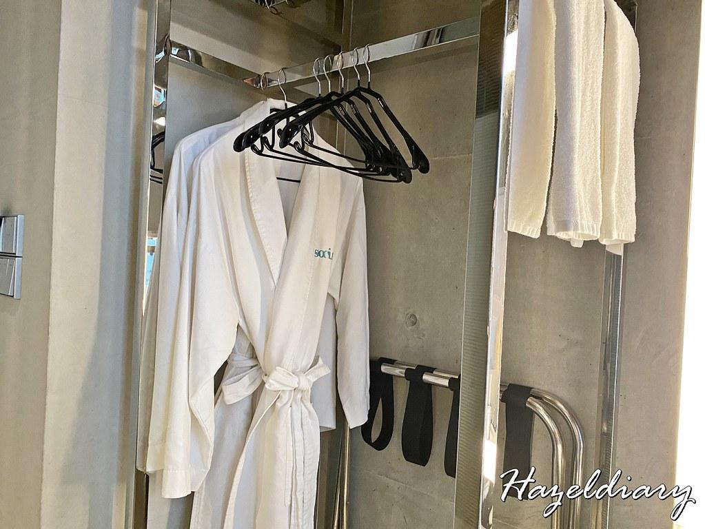 M Hotel Singapore- Loft Gallery Room 4