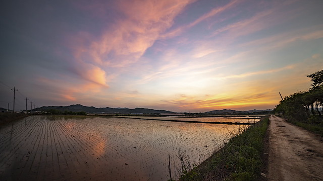Soisan Sunset