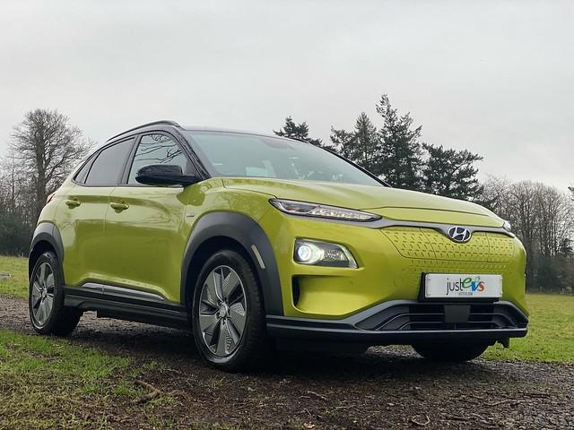 Hyundai Kona Electric 64kWh