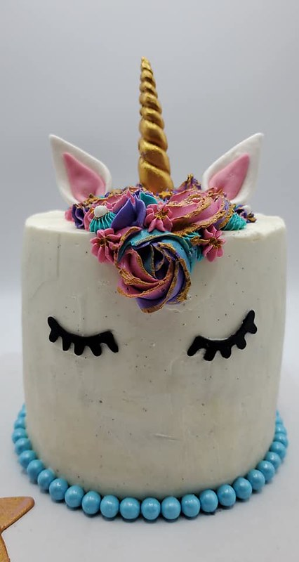Unicorn Cake by Cake Emporium
