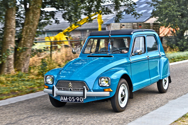 Citroën Dyane Comfort 1968 (8363)