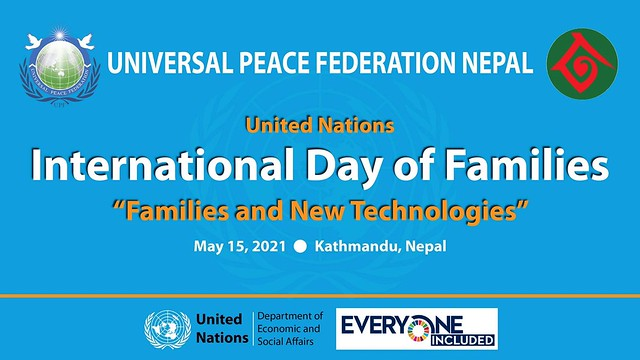 Nepal-2021-05-15-International Day of Families Celebrated in Nepal