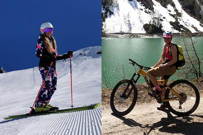 Tipy Bike SNOW tour 2021: Mölltal – dopoledne na lyžích, odpoledne na kole