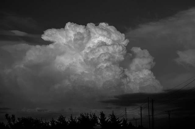 June 7, 2008 - Nebraska Updrafts Rising! B&W 003