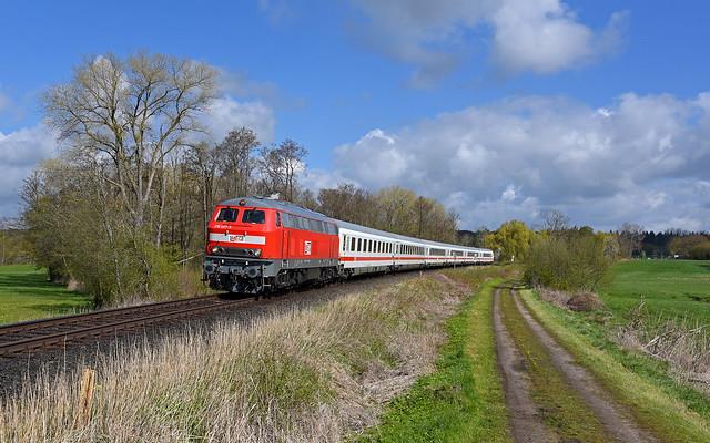 DB MEG 218 467-9 - Scharbeutz