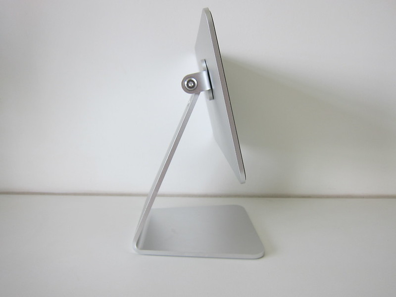 Lululook Magnetic iPad Stand - Side