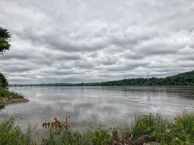 Arkansas River Reflections