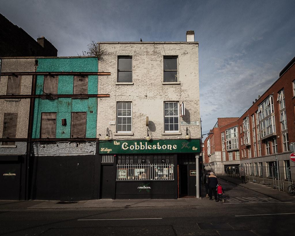 The Cobblestone: King St.