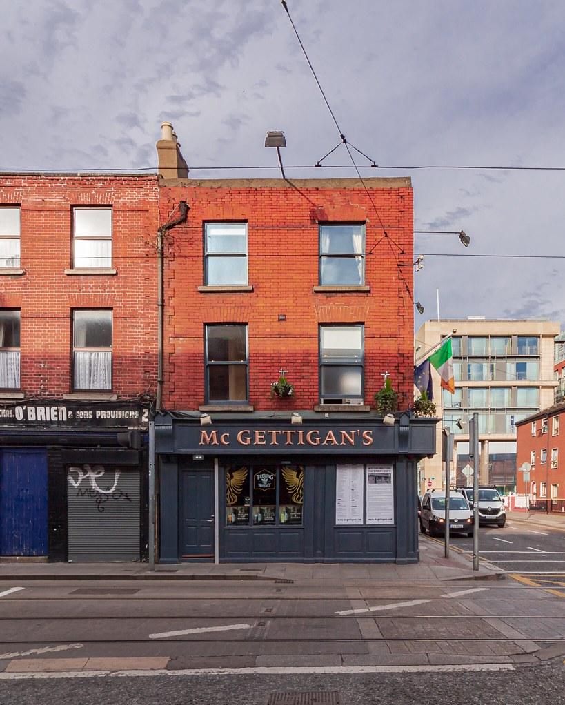 McGettigan's: Queen St.