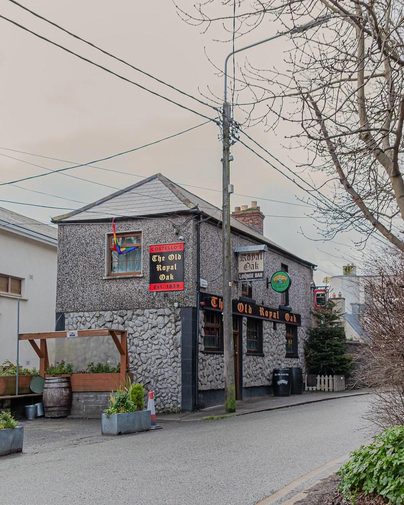 The Old Royal Oak: Kilmainham Lane