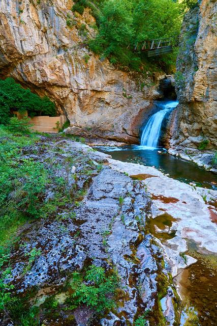 Andaka waterfall (Explored)