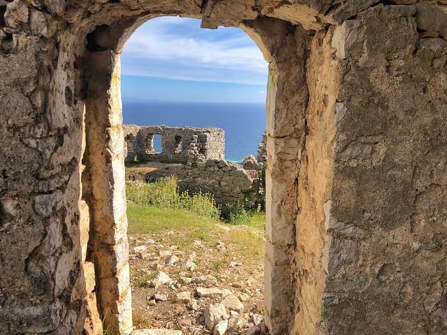 Castillo de Himarë (Albania)