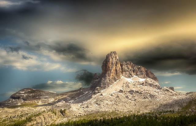 La leggenda dei monti pallidi