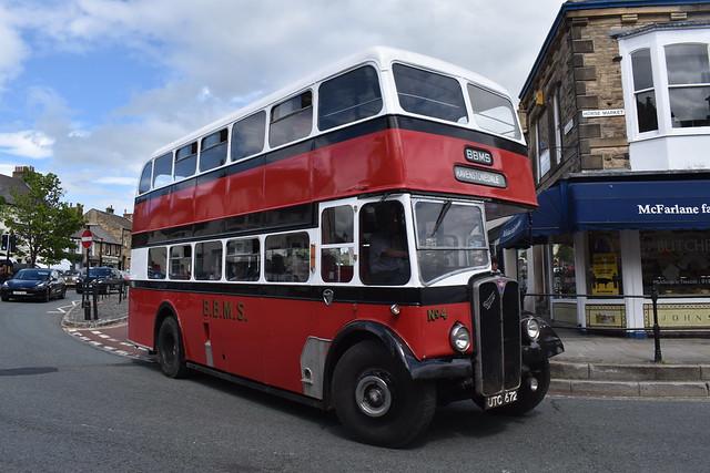 UTC 672 Cumbria Classic Coaches