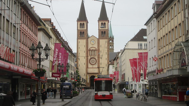Die Verträglichkeit von Straßenbahnen und dem Stadtbild (2)
