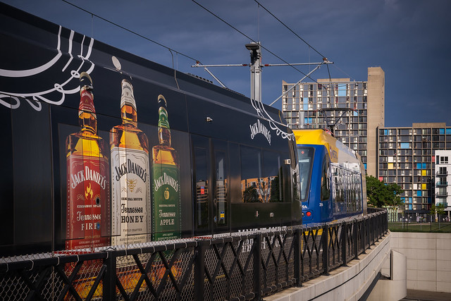 Jack Daniels Light Rail