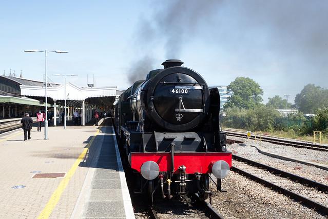 46100 LMS Class 6100 'Royal Scot'