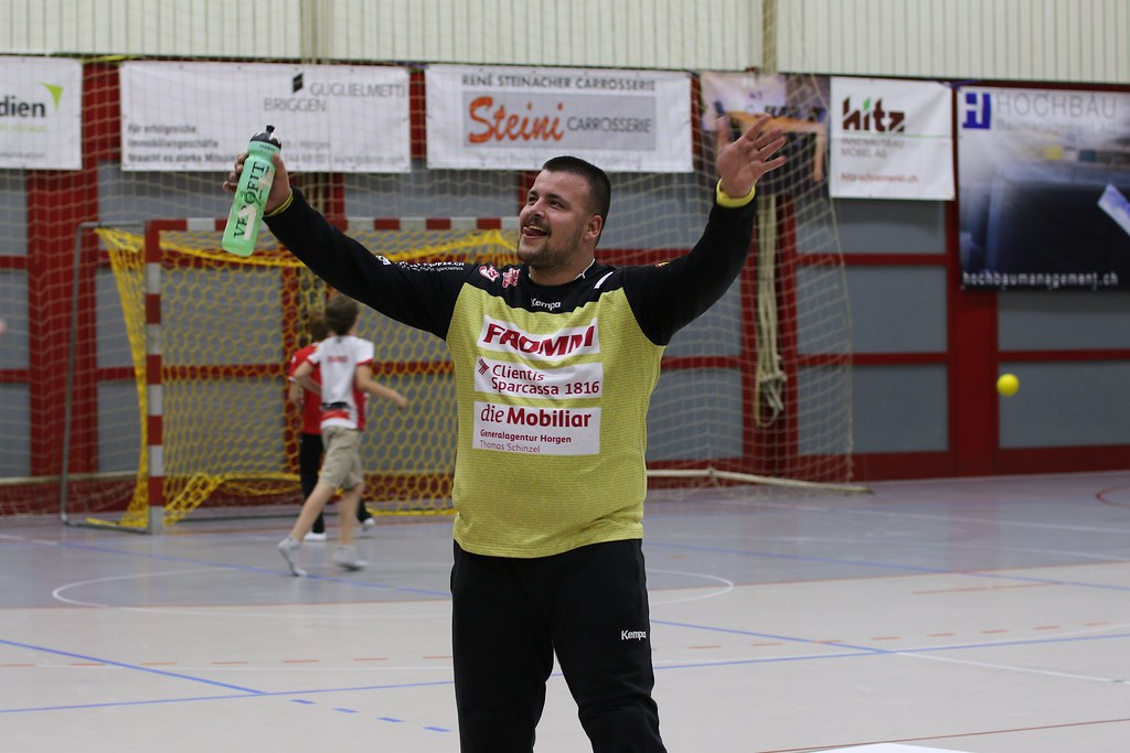 SG Wädenswil_Horgen - CH Chênois Genève Handball_31