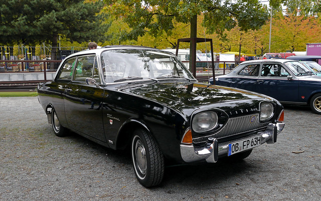 Ford Taunus 17 M / 2-Türer / P3 / 1960-1964