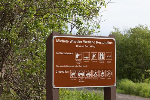 Michele Wheeler Wetland Restoration
