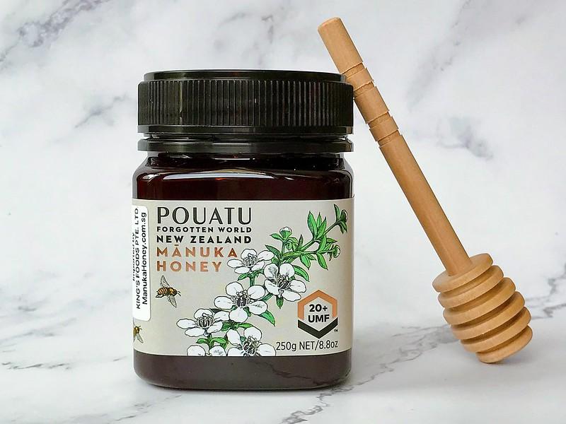 Pouatu Manuka Honey