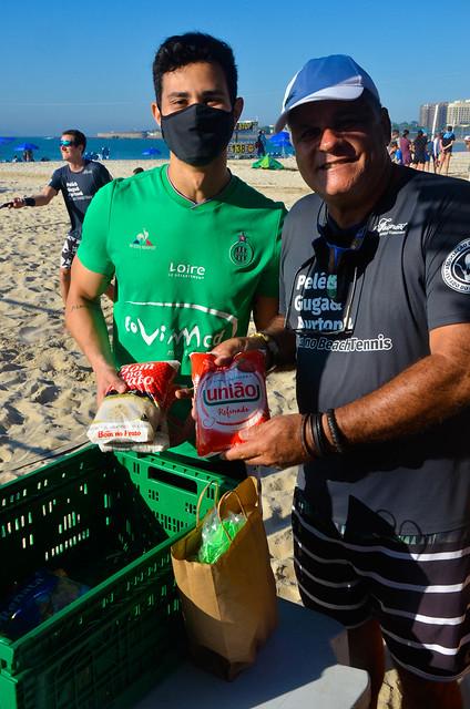 V Maratona de Beach Tennis - 2ª Etapa do Circuito RJ de Beach Tennis⠀