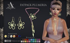 [AlternatiVe] Plumeria Fatpack