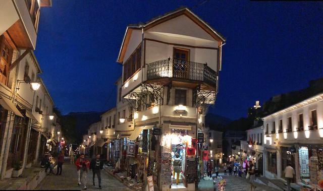 Bazar de Gjirokastër (Albania)