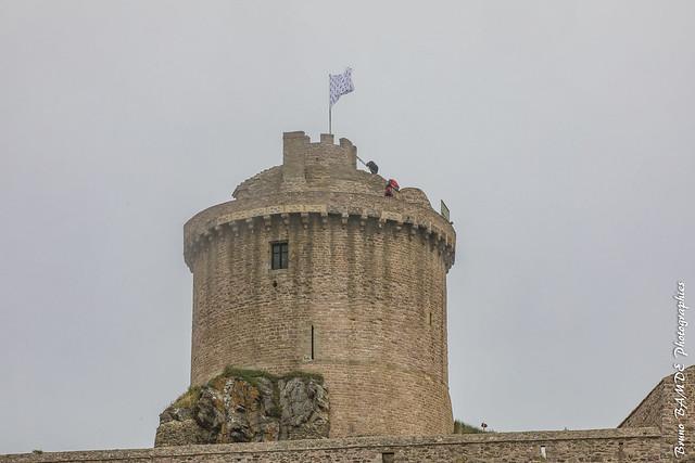 Fort La Latte - Côtes d'Armor - Brittany France-14