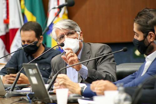 5ª Reunião - Comissão Parlamentar de Inquérito: BHTrans  - Oitiva do ex-presidente da BHTrans, Célio Bouzada