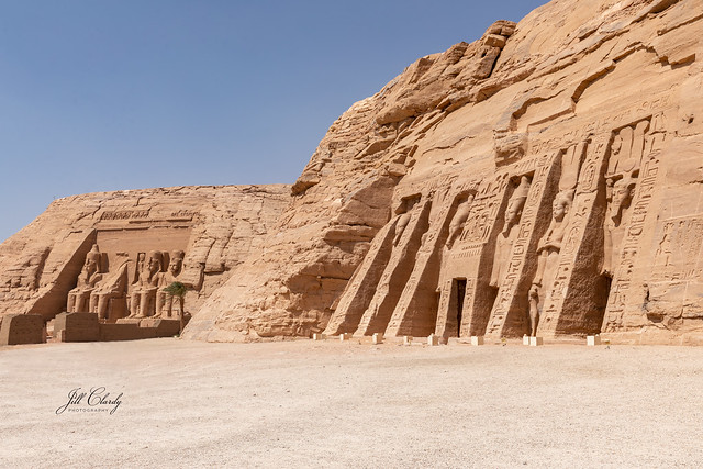 Armchair Traveling - The Temples at Abu Simbel, Egypt