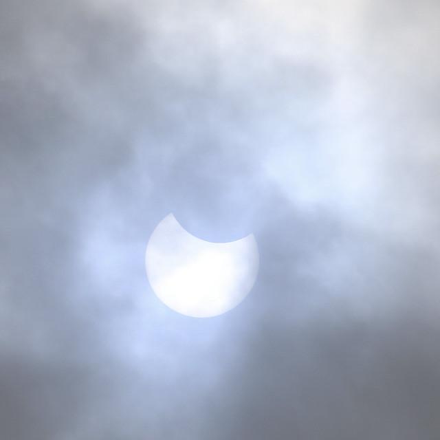 partial solar eclipse 10 June 2021