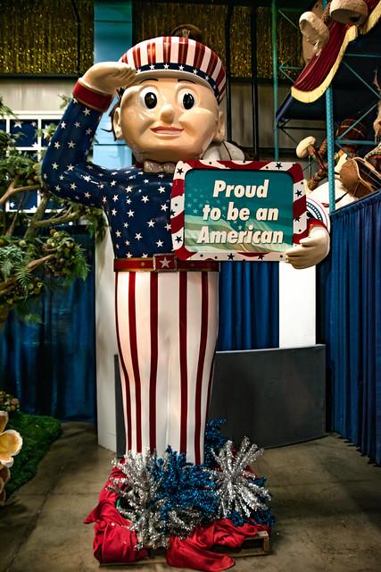 American Celebration on Parade - Quicksburg, Virginia - JHM CREATIONZ