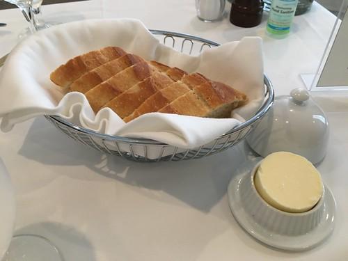 Bread Basket & Butter
