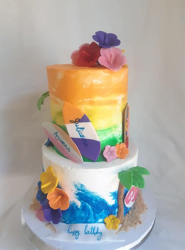 Cake by Sweet Petites Bakery