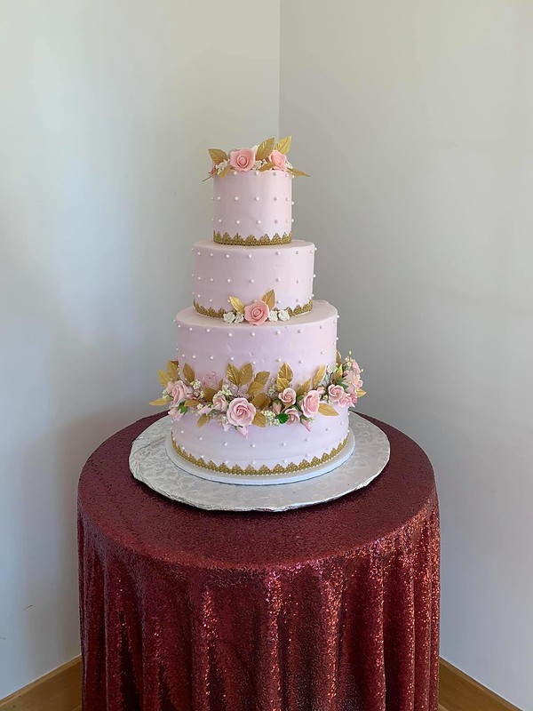 Cake by Monique Bakery