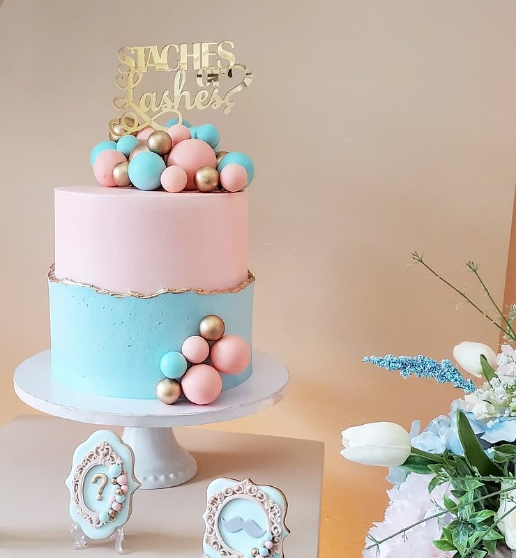 Cake by Bon Goût Party Deco