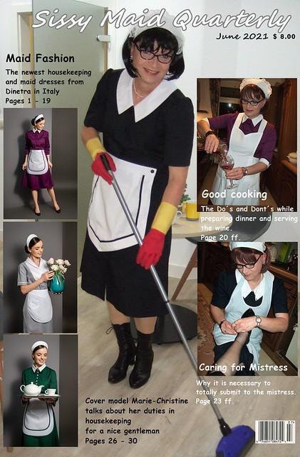 Sissy Maid Quarterly June 2021