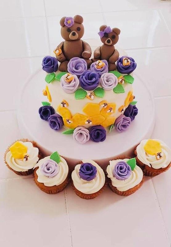 Cake by Wildflour Cakes & Cupcakes