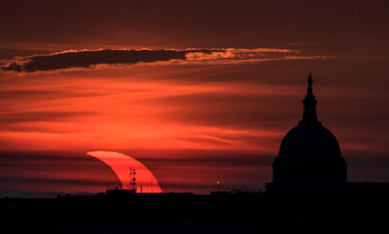 Partial Solar Eclipse (NHQ202106100008)
