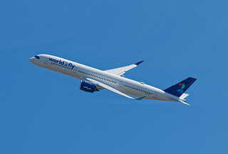 Delivery Flight msn448 EC-NOI 9/6/2021