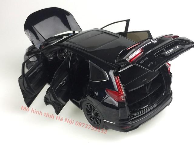 Dealer Paudi 1 18 Honda CRV 2020 mo hinh o to xe hoi diecast model car (14)