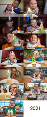 Joe's Birthdays