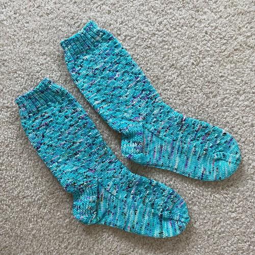 Honey Badger Socks