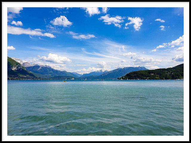 L'eau, la terre et l'air...