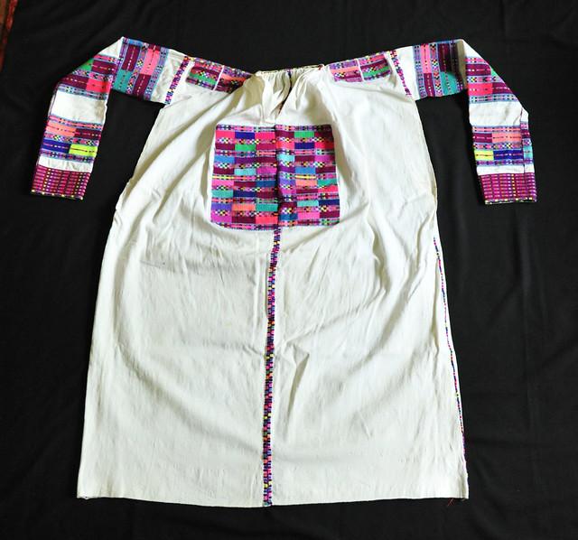 Maya Shirt Camisa Chiapas Mexico