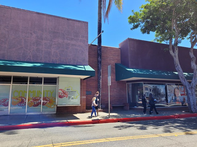 San Luis Obispo, CA Mid-century Modern store