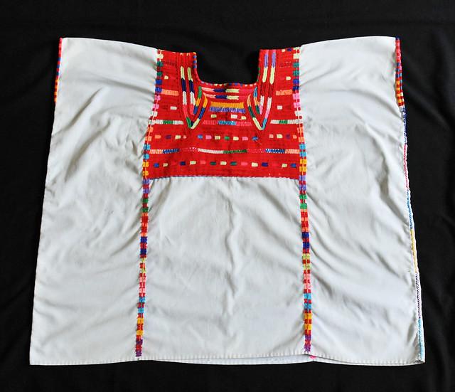 Chiapas Mexico Maya Huipil Textiles