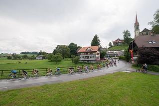 Tour de Suisse 4st stage: St. Urban > Gstaad